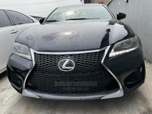 Lexus GS 2013 Black | Cars for sale in Lagos State, Ogba