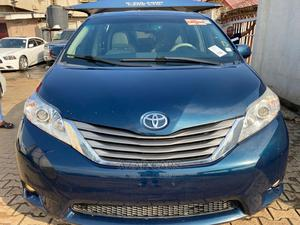 Toyota Sienna 2011 XLE 7 Passenger Green | Cars for sale in Lagos State, Ikeja