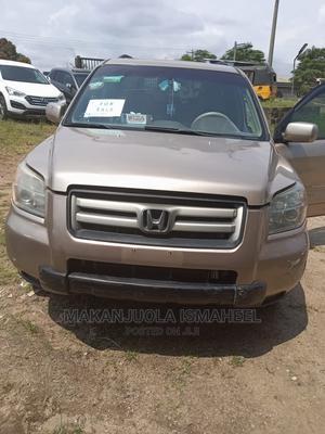 Honda Pilot 2006 Gold | Cars for sale in Lagos State, Alimosho