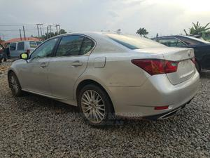 Lexus GS 2013 350 4WD Silver | Cars for sale in Ondo State, Akure