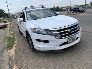 Honda Accord Crosstour 2010 White   Cars for sale in Abuja (FCT) State, Gwarinpa