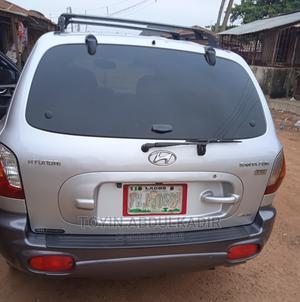 Hyundai Santa Fe 2005 GLS 3.5 L Gray | Cars for sale in Kwara State, Ilorin West