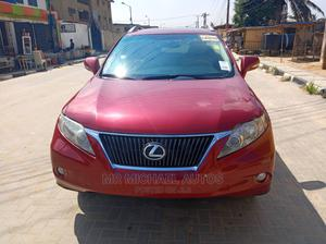 Lexus RX 2009 Red | Cars for sale in Rivers State, Port-Harcourt