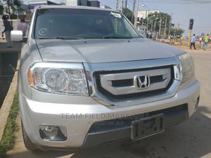 Honda Pilot 2011 Silver   Cars for sale in Lagos State, Ikeja
