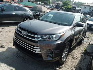 Toyota Highlander 2015 Gray   Cars for sale in Lagos State, Apapa