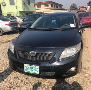 Toyota Corolla 2010 Black   Cars for sale in Lagos State, Agege