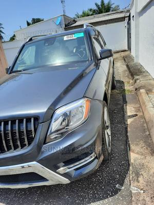 Mercedes-Benz GLK-Class 2015 Gray | Cars for sale in Lagos State, Ojo