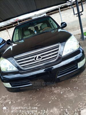 Lexus GX 2005 470 Sport Utility Black | Cars for sale in Enugu State, Enugu