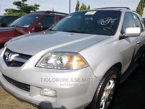 Acura MDX 2004 Silver | Cars for sale in Lagos State, Apapa