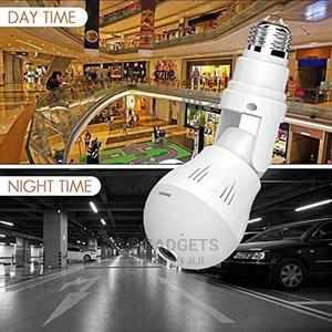 Cctv 360°LED Light Wifi Camera 1080P Wireless Security CCTV | Security & Surveillance for sale in Lagos State, Ojo