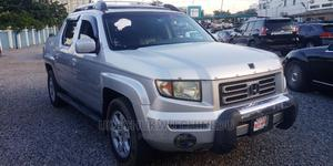 Honda Ridgeline 2007 Silver   Cars for sale in Abuja (FCT) State, Central Business District