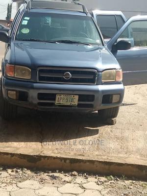 Nissan Pathfinder 2002 LE AWD SUV (3.5L 6cyl 4A) Blue | Cars for sale in Ogun State, Sagamu