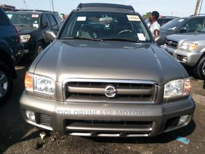 Nissan Pathfinder 2002 SE AWD SUV (3.5L 6cyl 4A) Brown | Cars for sale in Lagos State, Apapa