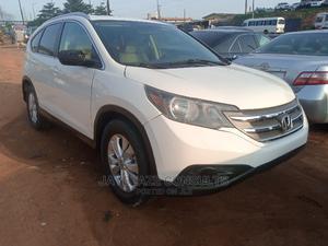 Honda CR-V 2012 White   Cars for sale in Lagos State, Ikorodu