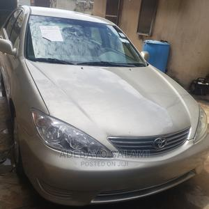 Toyota Camry 2005 Gold | Cars for sale in Lagos State, Ikeja