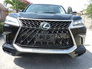 Lexus LX 2017 Black | Cars for sale in Lagos State, Lekki