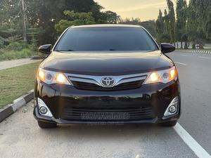 Toyota Camry 2012 Black | Cars for sale in Abuja (FCT) State, Wuse