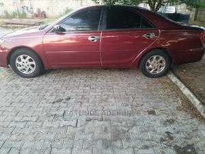 Toyota Camry 2004 Burgandy | Cars for sale in Abuja (FCT) State, Asokoro