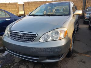 Toyota Corolla 2003 Gray   Cars for sale in Lagos State, Apapa