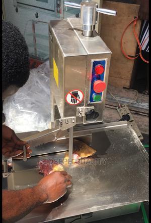 INDUSTRIAL Bone Saw Cutting Machine MODEL:JG210C   Restaurant & Catering Equipment for sale in Lagos State, Ojo