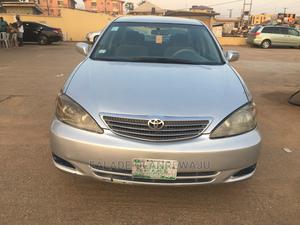 Toyota Camry 2004 Silver | Cars for sale in Lagos State, Ojodu
