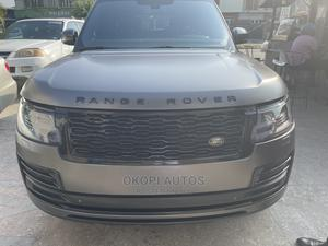 Land Rover Range Rover 2014 Gray | Cars for sale in Lagos State, Ojodu