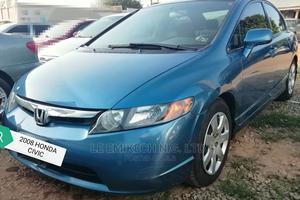 Honda Civic 2008 Blue | Cars for sale in Abuja (FCT) State, Gwagwalada