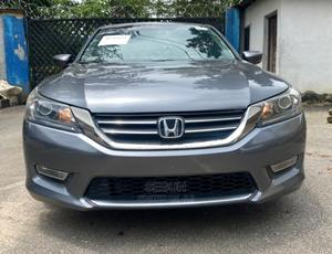 Honda Accord 2013 Gray   Cars for sale in Lagos State, Magodo