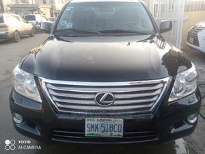 Lexus LX 2009 570 Black | Cars for sale in Lagos State, Surulere