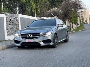 Mercedes-Benz E350 2014 Silver   Cars for sale in Abuja (FCT) State, Asokoro