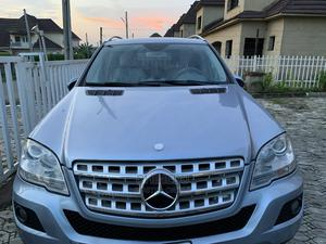Mercedes-Benz M Class 2011 ML 350 4Matic Gray | Cars for sale in Abuja (FCT) State, Central Business District