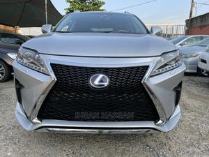 Lexus RX 2011 350 Silver   Cars for sale in Lagos State, Ogba