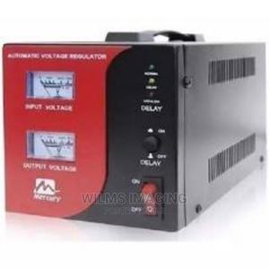 Mercury 5000va Stabilizer | Home Appliances for sale in Lagos State, Ikeja