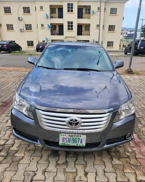 Toyota Avalon 2008 Gray | Cars for sale in Abuja (FCT) State, Gwarinpa