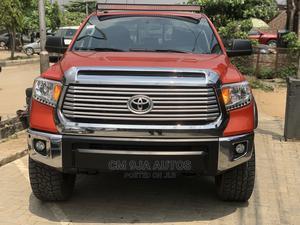 Toyota Tundra 2017 Orange   Cars for sale in Lagos State, Ogudu