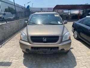 Honda Pilot 2006 Gold | Cars for sale in Lagos State, Lekki