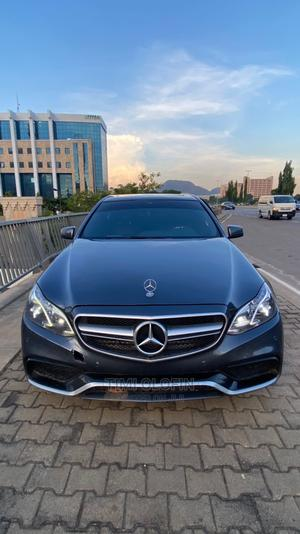 Mercedes-Benz E350 2014 Gray | Cars for sale in Abuja (FCT) State, Central Business District