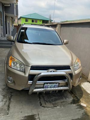 Toyota RAV4 2011 2.5 Limited 4x4 Gold | Cars for sale in Lagos State, Magodo