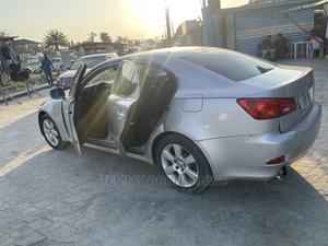 Lexus IS 2008 250 Silver | Cars for sale in Lagos State, Lekki