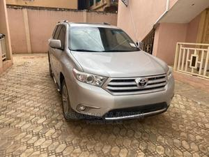 Toyota Highlander 2012 Limited Silver   Cars for sale in Lagos State, Alimosho