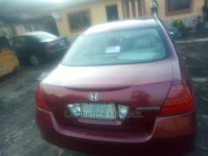 Honda Accord 2007 Red | Cars for sale in Ogun State, Ado-Odo/Ota