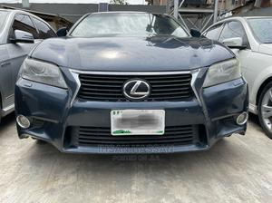 Lexus GS 2013 350 Blue | Cars for sale in Lagos State, Ogba