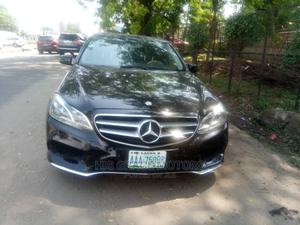 Mercedes-Benz E350 2014 Black | Cars for sale in Oyo State, Ibadan