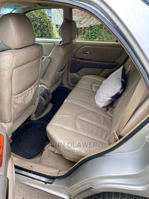 Lexus RX 2003 Silver | Cars for sale in Lagos State, Yaba