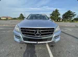 Mercedes-Benz M Class 2014 Blue | Cars for sale in Lagos State, Ajah