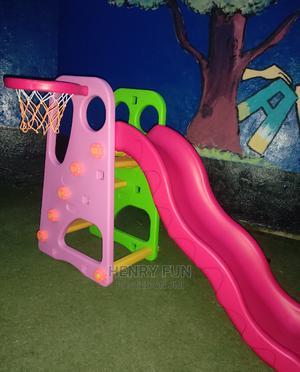 Slide and Basket Ball | Toys for sale in Lagos State, Lagos Island (Eko)