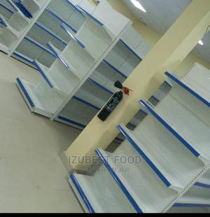 Single Side Supermarket Shelf | Restaurant & Catering Equipment for sale in Lagos State, Ojo