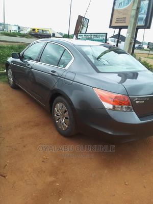 Honda Accord 2009 2.0 I-Vtec Automatic Gray | Cars for sale in Oyo State, Ibadan