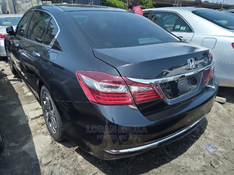 Honda Accord 2013 Black | Cars for sale in Amuwo-Odofin, Lagos State, Nigeria