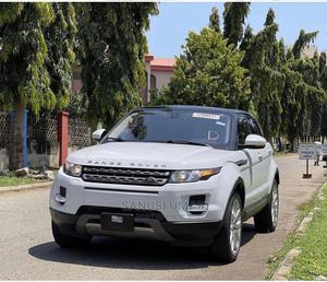 Land Rover Range Rover Evoque 2014 White | Cars for sale in Abuja (FCT) State, Asokoro